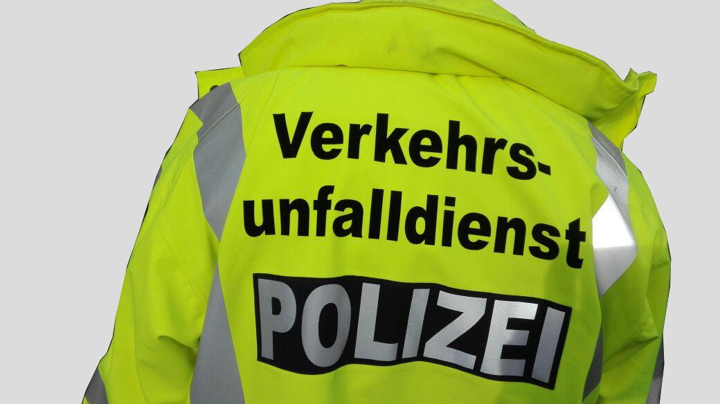Polizei-Verkehrsunfalldienst
