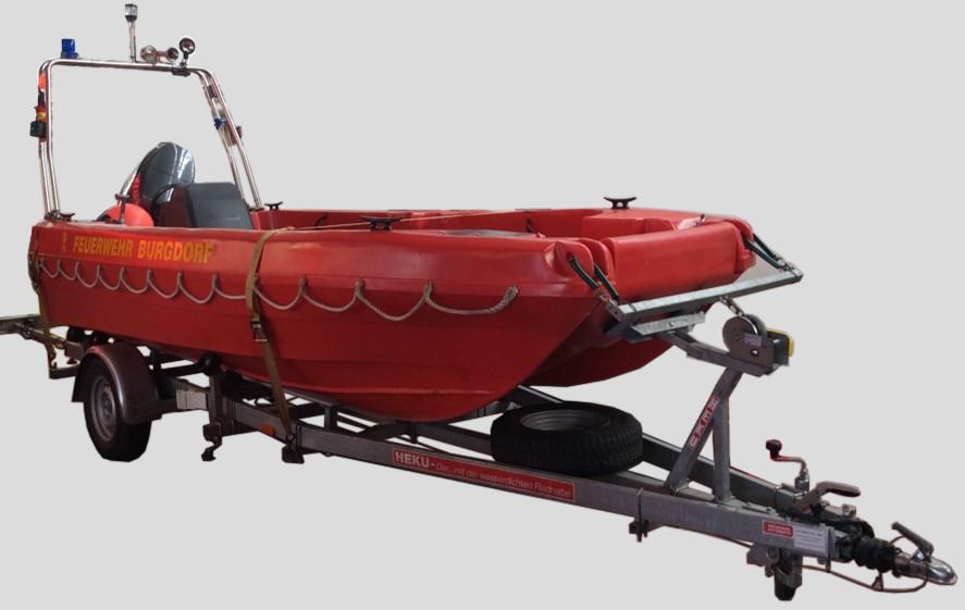 Mehrzweckboot